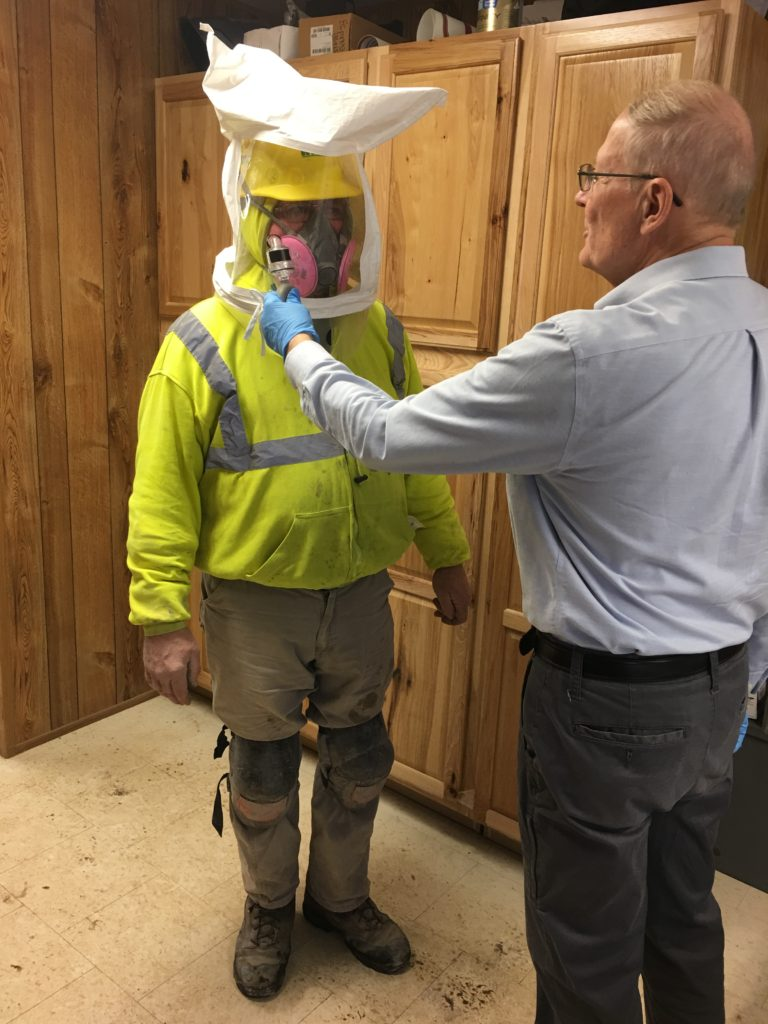 OSHA Respirator Fit Testing - Onsite Medical Service